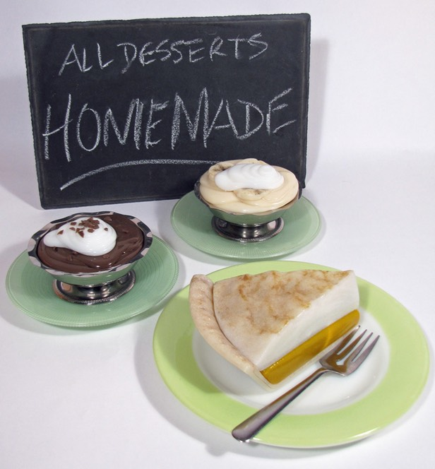 all desserts homemade